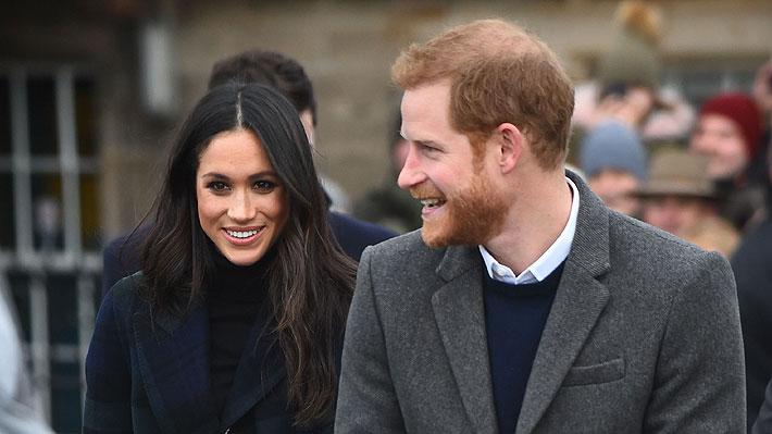 Revelan nuevos detalles de la boda de Meghan y Harry: Serán 2.640 invitados, solo 530 de otras casas reales