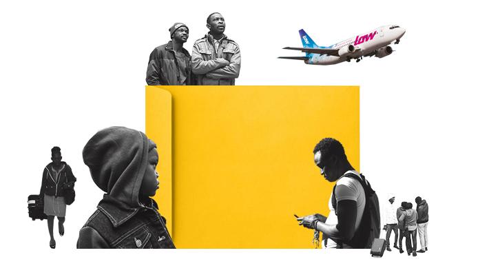 Migración haitiana: ¿Qué hay dentro del sobre amarillo y por qué se repite en los vuelos chárter?