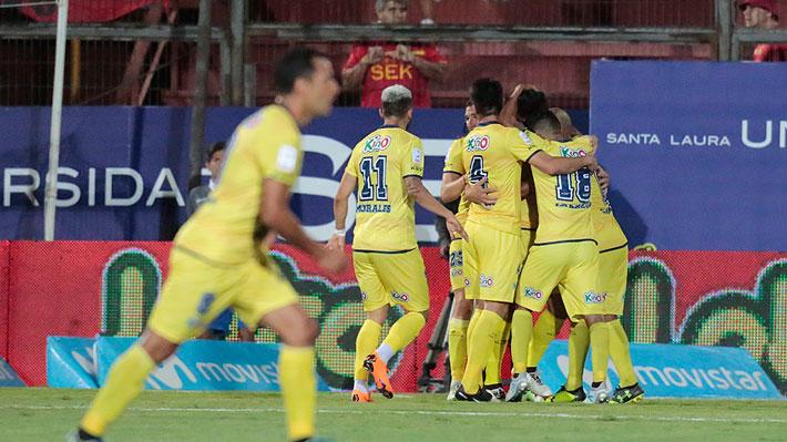 En un intenso partido U. de Concepción derrota a Unión, logra su primera victoria del torneo y sale del fondo de la tabla