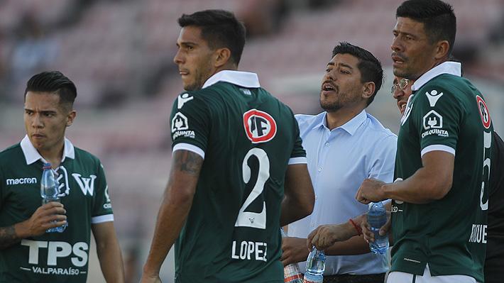 Wanderers vuelve a caer y ahonda su crisis, pero Nicolás Córdova anuncia que no renunciará