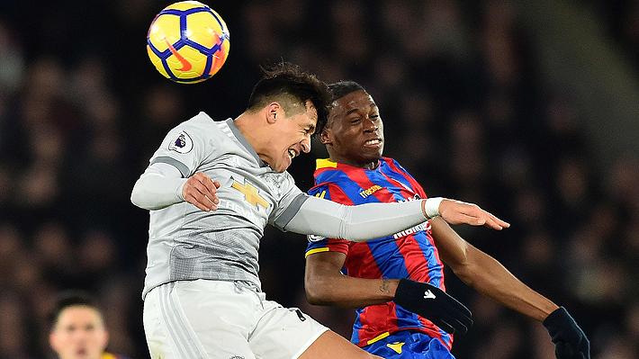 Repase la remontada del United de Alexis ante el Crystal Palace por la Premier League