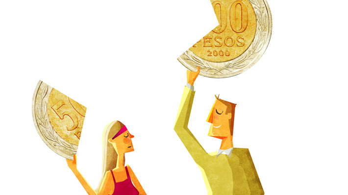 Reducir la brecha salarial entre mujeres y hombres podría aportar US$6 billones a la economía
