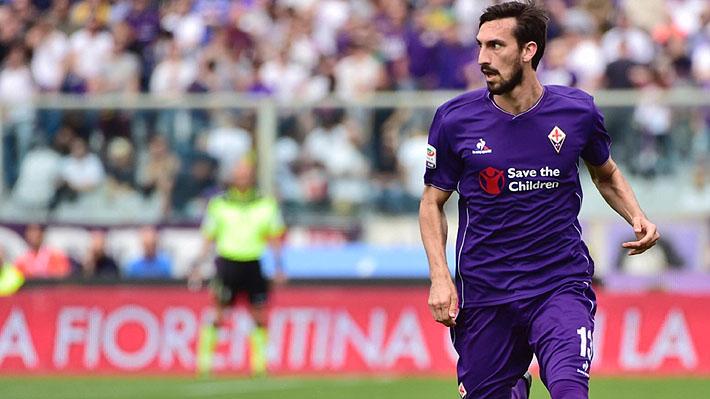 Autopsia confirma la causa de muerte del capitán de la Fiorentina, Davide Astori