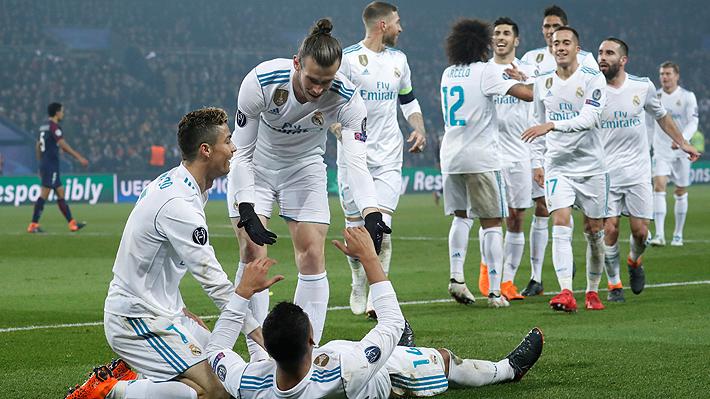 El PSG mostró poco, fue incapaz de dar vuelta la llave y el Real Madrid terminó avanzando a cuartos de final de la Champions