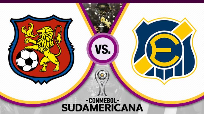 Repase la eliminación de Everton ante Caracas por la Copa Sudamericana
