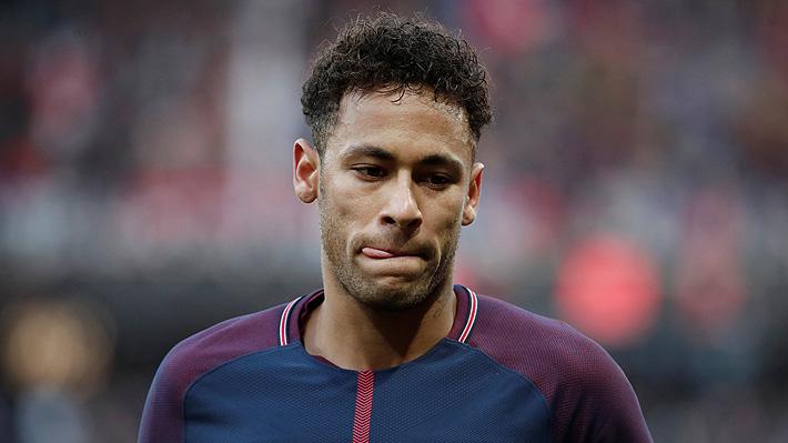 """El lamento de Neymar: """"Estoy triste por la derrota, pero más por no haber ayudado a mis compañeros"""""""