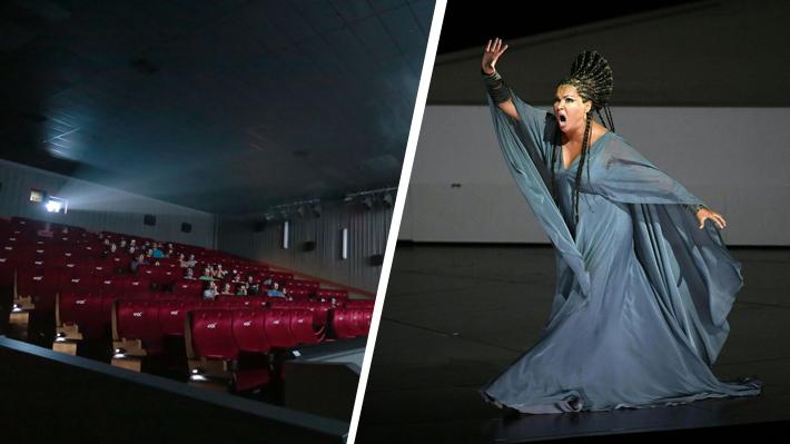 Actividades culturales: Chilenos prefieren el cine y más del 80% dice nunca haber asistido a la ópera