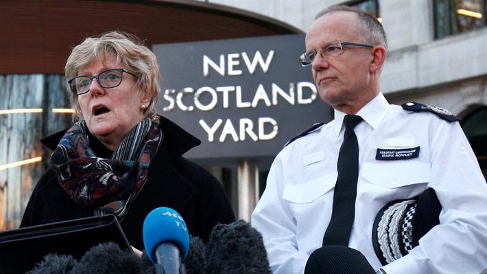 """Policía británica revela que ataque a ex espía ruso fue """"intencional"""" y con un agente nervioso"""
