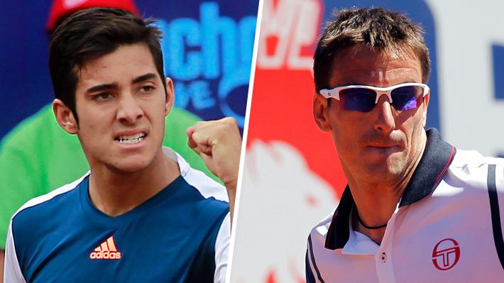 Reviva la derrota que sufrió Garín ante Robredo en el Challenger de Santiago