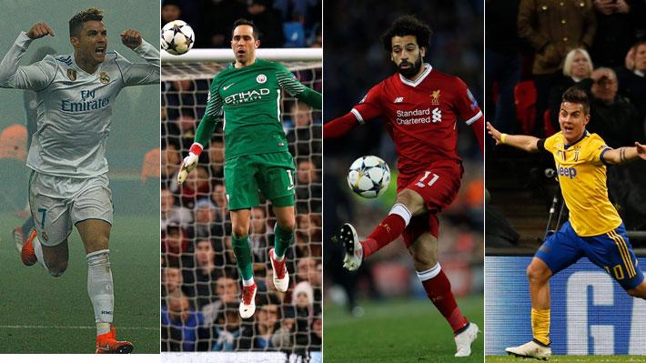 Mira los cuatro equipos que avanzaron en la Champions League y cuáles son los duelos que restan en los octavos de final