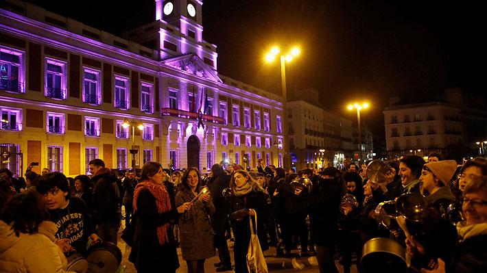 """""""Si nosotras paramos, se para el mundo"""": Miles de mujeres se movilizan en este 8 de marzo"""