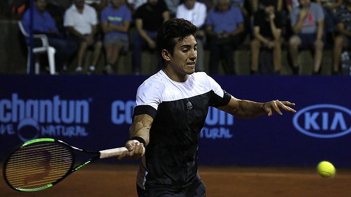 El duro golpe que significa para el Challenger de Santiago haber perdido a todos los tenistas chilenos en competencia