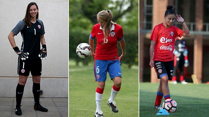 Francia, España, Brasil y hasta Japón: Quiénes son y en qué clubes juegan las futbolistas chilenas que militan en el extranjero