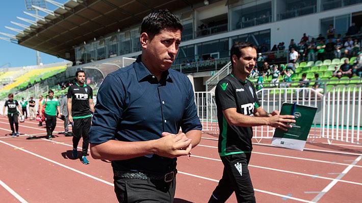 """Pese al mal momento, Nicolás Córdova dice que no renunciará a Wanderers: """"Nadie me lo ha pedido"""""""