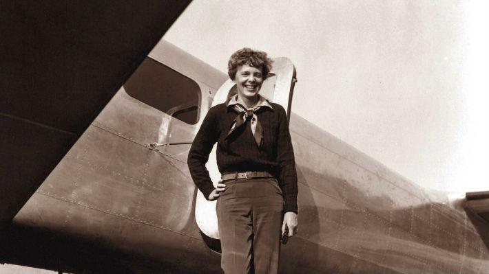 Estudio postula que los huesos en isla del Pacífico sean los de Amelia Earhart