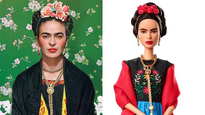 Muñeca de Frida Kahlo desata polémica por supuesta falta de derechos de imagen