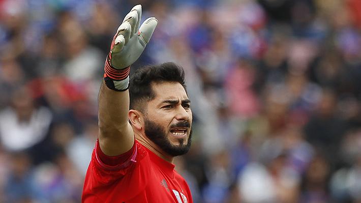 """Johnny Herrera niega desastre de los clubes chilenos a nivel internacional: """"A la U no le ha ido tan mal"""""""
