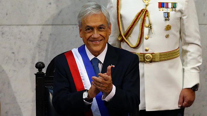 """Repasa el """"Minuto a Minuto"""" de las primeras actividades de Piñera como Presidente"""