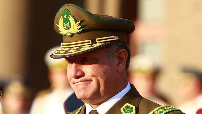 Renuncia el general director de Carabineros apenas asume el nuevo Gobierno