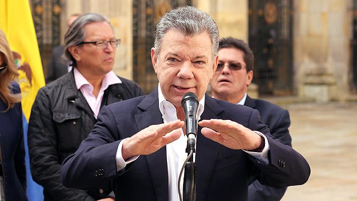 Presidente Santos confirma que ha decidido retomar los diálogos de paz con el ELN