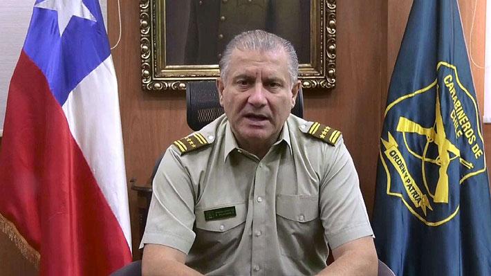 """General Villalobos pide perdón y acusa a los medios de difundir información de """"manera irresponsable"""""""