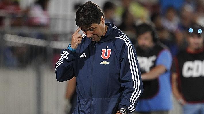 Conflicto entre Guillermo Hoyos y Ronald Fuentes enciende el ambiente de la U en la previa de su debut en Libertadores