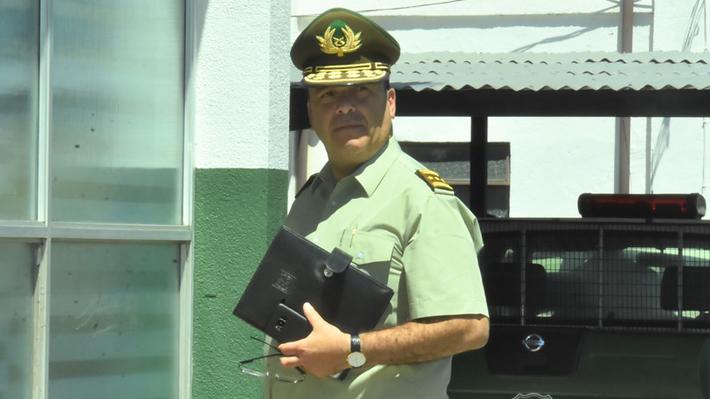 """General Pineda anuncia que seguirá a cargo del sumario de la """"Operación Huracán"""""""