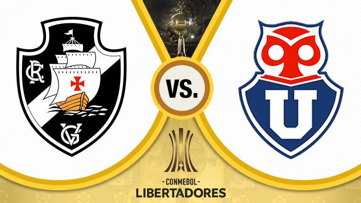 Revive la gran victoria de la U ante Vasco de Gama en su debut en la Libertadores