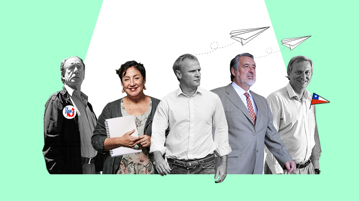 Sánchez a la TV y Guillier en comitiva a La Haya: ¿En qué están los ex  competidores de Piñera?