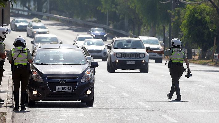 Convivencia vial: Senadores rechazan disminuir velocidad máxima y Gobierno deberá definir si la mantiene a 60 km/h