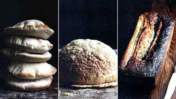 Cocina: ¿Te gusta el pan? Tres recetas para que lo prepares en casa