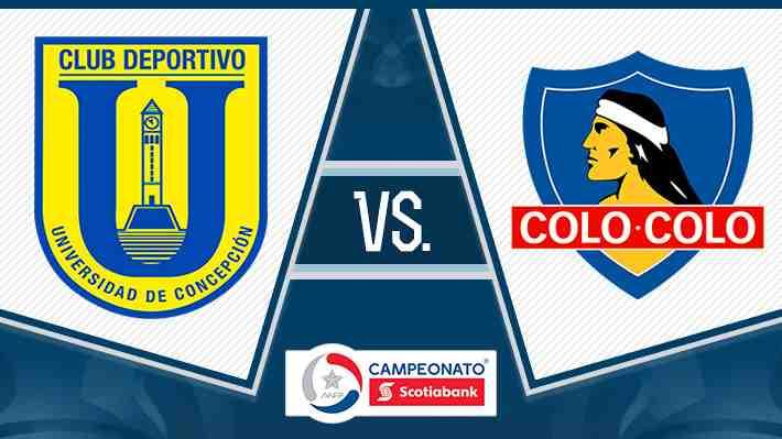 Reviva la controvertida derrota de Colo Colo ante la U. de Concepción
