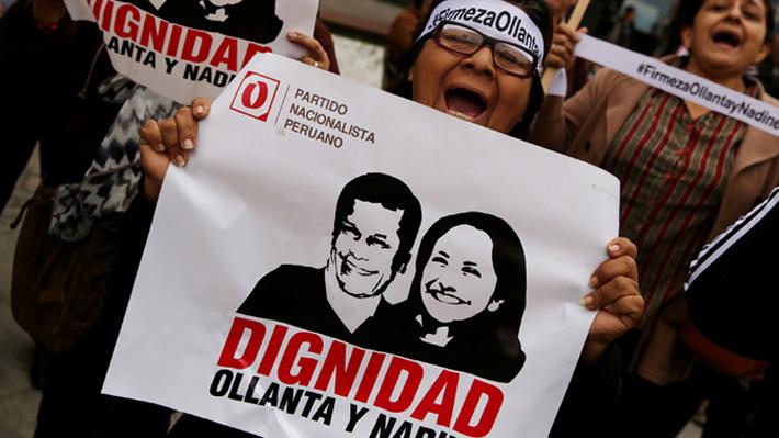Ex ministros de Humala piden su liberación tras 8 meses en prisión preventiva