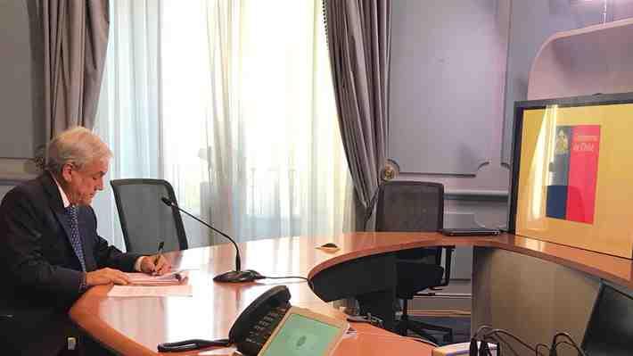 """Piñera está dispuesto a """"escuchar y dialogar"""" con Bolivia, pero defenderá soberanía con """"firmeza"""". ¿Sigues los alegatos?"""