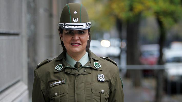 El ascenso de Pamela Olivares Peña, la primera mujer que podría ser general director de Carabineros
