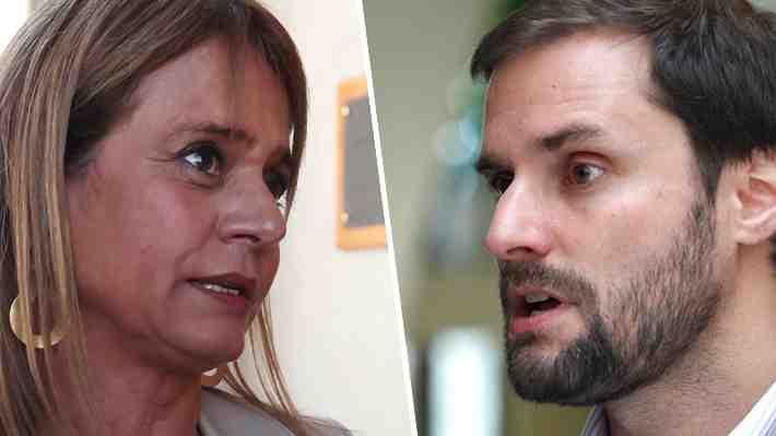 Bellolio y Van Rysselberghe se enfrentan en la UDI por identidad de género. ¿Qué piensas?