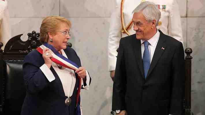 Último proyecto de la era Bachelet puede enfrentar al Presidente con el mundo de los DD.HH.: ¿Qué postura debiese tomar Piñera?