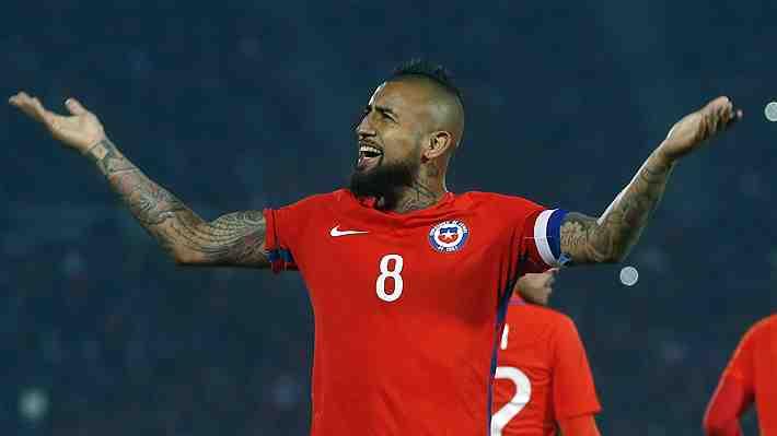 Capitán de Chile en Mundial del 62 no quiere que Vidal lleve la jineta. ¿Quién crees tú que debe ser?