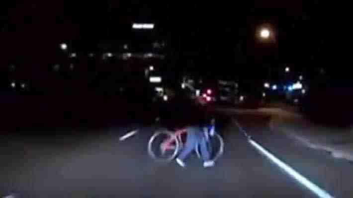 Policía publica video del accidente protagonizado por un vehículo autónomo de Uber