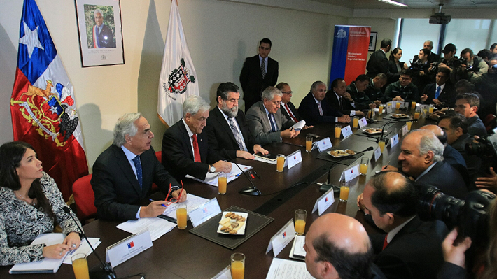 Los 11 cambios a la Ley Antiterrorista que impulsará el Gobierno de Piñera