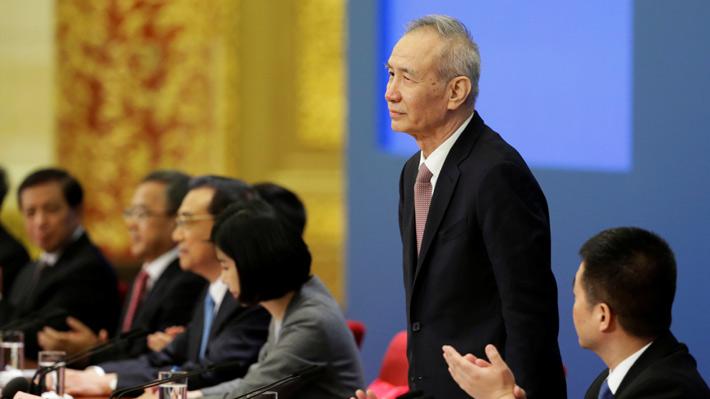 """Autoridades chinas piden a Estados Unidos que haga """"esfuerzos"""" para """"mantener la tranquilidad"""""""