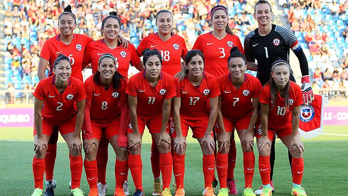 Ya hay fixture: Revisa cuándo y contra quién jugará Chile en la Copa América Femenina 2018