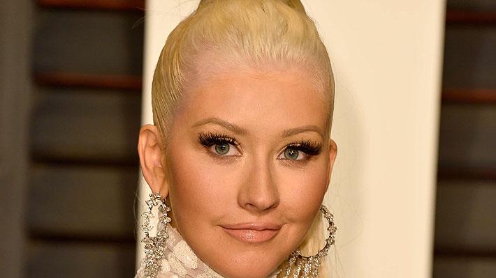 Christina Aguilera irreconocible: Cantante posó sin maquillaje para revista estadounidense
