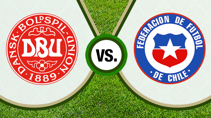 Reviva el empate de Chile ante Dinamarca en el segundo amistoso de la era Rueda