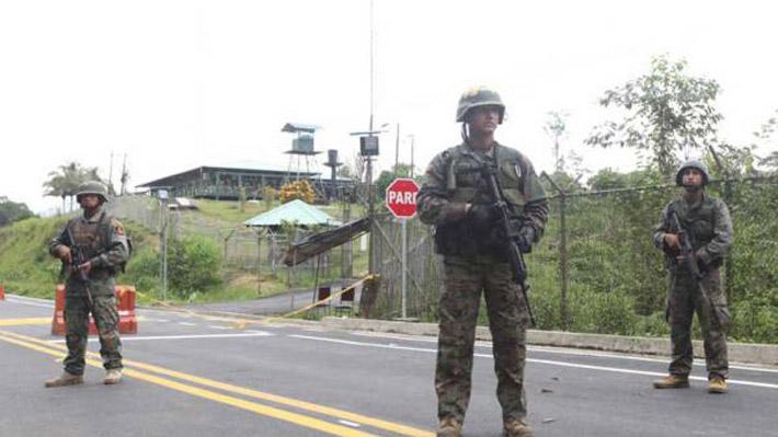 Periodistas de Ecuador habrían sido secuestrados en la frontera con Colombia