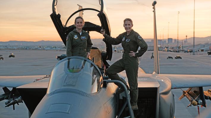 """Comienza el rodaje de """"Captain Marvel"""" con Brie Larson como protagonista"""