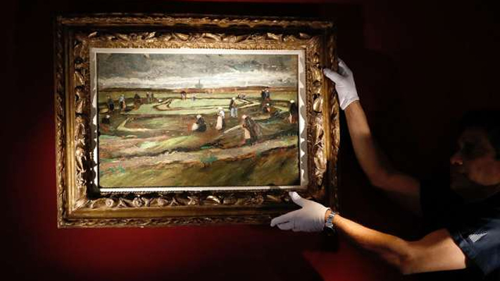 Un Van Gogh original se subastará en París por primera vez en veinte años