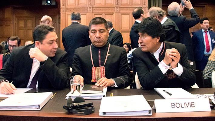 """El balance final tras los alegatos en La Haya: """"El mejor resultado para Bolivia es volver a la Agenda de 13 puntos"""""""