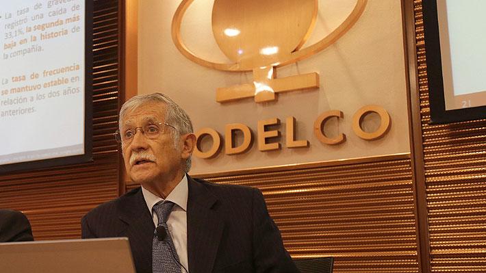 Codelco logra excedentes por US$2.885 millones en 2017, casi seis veces más que en 2016