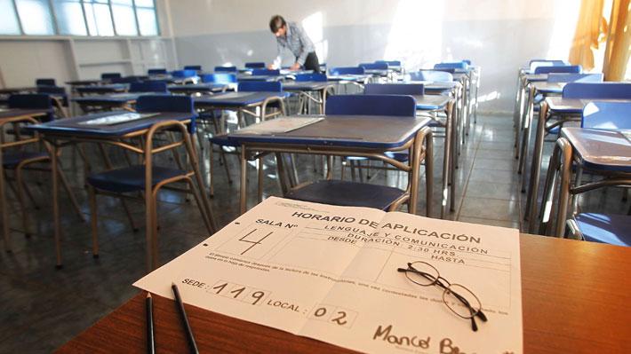 Consejo de Rectores fija fecha para la PSU e integra dos nuevas universidades al sistema único de admisión